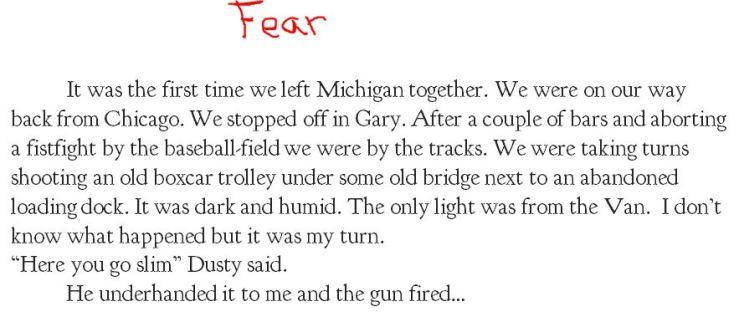 the fear2