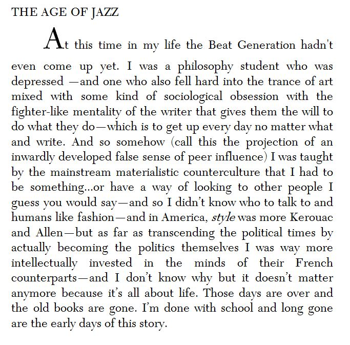 the great jaz